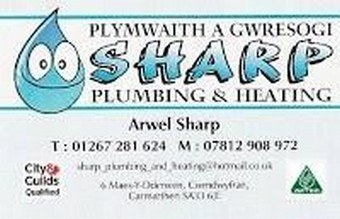 Sharp Plumbing & Heating Ltd